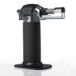 Discount torch lighter free shipping - New Flame Gun Gas Butane Blow Torch Burner Welding Solder Iron Soldering Lighter DHL FEDEX Free Shipping