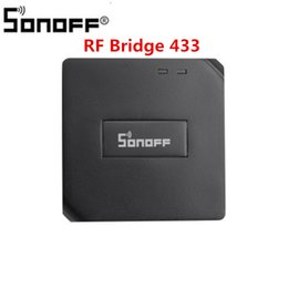 $enCountryForm.capitalKeyWord Canada - Sonoff RF Bridge WiFi 433 MHz Replacement Smart Home Automation Universal Switch Intelligent Domotica Wi-Fi Remote RF Controller