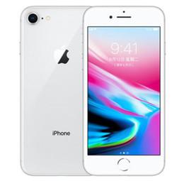 Vente en gros Nouveau 100% original remis à neuf Apple iPhone 8 4.7 pouces 64GB / 256GB ROM 2GB RAM hexa Core 12MP LTE Mobile Téléphone