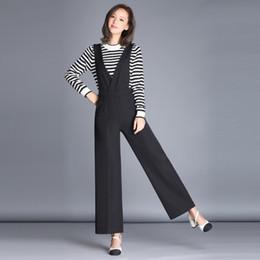 $enCountryForm.capitalKeyWord NZ - Zmvkgsoa Fashion Women Sleeveless Maxi Overalls Wide Leg Jumpsuit Romper S-3XL Plus Size Macacao Long Pant Jumpsuits Y2469