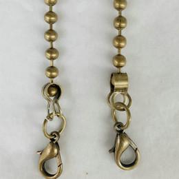 $enCountryForm.capitalKeyWord NZ - bag handles BDTHOOO 120cm 50cm Replacement Strap Metal link Clasp Purse Bag Handle Shoulder Cross Body Handbags Chain Strap