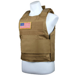 tactical carrier vest 2019 - Tactical Navy Seal Plate Carrier Vest US Army Navy Seal Style Body Armor Vest cheap tactical carrier vest