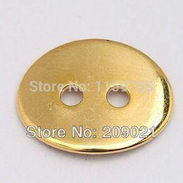 $enCountryForm.capitalKeyWord Australia - DIY Finding 100pcs Flat Oval Button Connector Link Bead Charm 14mm X 11mm