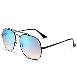 8467833129 Brand designer sunglasses 3561 sunglasses for men general square high  quality new arrival metal frame glass lens large size 57 mm With Case