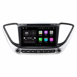 "$enCountryForm.capitalKeyWord Canada - 2GB RAM Quad core 8"" Android 7.1 Car Audio DVD Player Car DVD for Hyundai Verna 2017 With GPS Radio Bluetooth 3G 4G WIFI 16GB ROM"