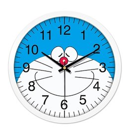 Discount best selling products - Bedroom Cartoon Living Room Wall Clock Children Large Decorative Wall Clocks Home Decor Best Selling 2018 Products 50A00