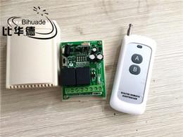 $enCountryForm.capitalKeyWord NZ - 433mhz Universal Wireless Remote Control Switch 12v 2ch Relay Receiver Module With Rf Transmitter 433 Mhz Remote Control