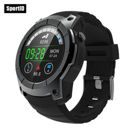 Air Sim Card UK - New GPS Smart Watch Heart Rate Monitor Air Pressure Sport Smartwatch Memory Card Answer Dial Call S958 SIM Watches for Phone
