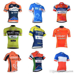 FANTINI FDJ team Cycling Short Sleeves jersey Short Sleeves Cycling Clothes  Bike Wear Comfortable Anti Bacterial G0502 b9a1da751