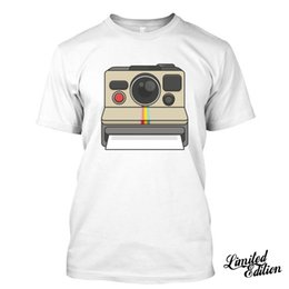 funny camera UK - CAMERA I Love Photography 70's Retro Funny T Shirt Tees