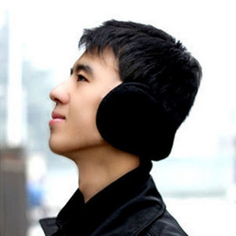 $enCountryForm.capitalKeyWord Canada - 2017 New Winter Men Women Earmuffs Thick Warm Plush Ear Muffs Unisex Solid Fashion Ear Warmers Earmuff 4 Colors Free Shipping 2