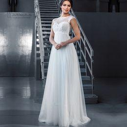 $enCountryForm.capitalKeyWord NZ - Maternity Wedding Dresses for Pregnant Women Lace Bridal Dress Empire Waist Wedding Gowns Corset Back Vestido de Novia Plus Size
