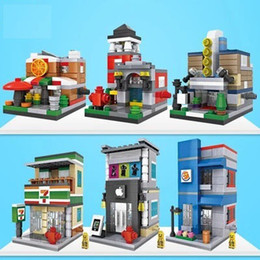 spelling puzzle NZ - Authentic Building Blocks City Streetscape Series Bright Colors Environmentally Friendly Non toxic High Quality Plastic Fit Spelling Puzzle