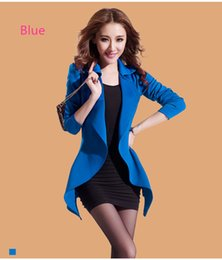 Winter Suit Styles Women NZ - Autumn and Winter New Style Women Korean Dress Fashion Suit, Suit Jacket, Long Sleeve Leisure Suit with Black Vest A0066