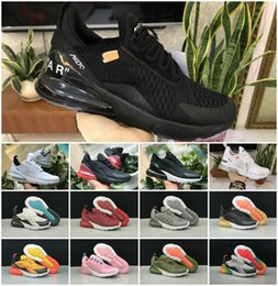 Off bOy online shopping - 2018 Chaussures Air Kids Running Shoes Infant C boys girls off Black White Red Blue Sports Sneakers Run plus TN Maxes Designer Shoes