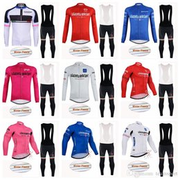 TOUR DE ITALY team Cycling Winter Thermal Fleece jersey bib pants sets High  quality Hot Sale men s Windproof warm Bikes Clothes sets 84 d227ee6a8