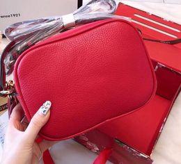 Genuine Leather Crossbody Handbags Wholesale Australia - Famous Brands New Designer Luxury Handbags Wallet Handbag Women Crossbody Bag Fashion Vintage Leather Shoulder Bags