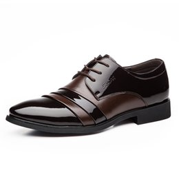 $enCountryForm.capitalKeyWord Canada - The new men's fashion trend in business casual shoes dress shoes British plus-size han edition large-sized wet shoes size:38-44 T58