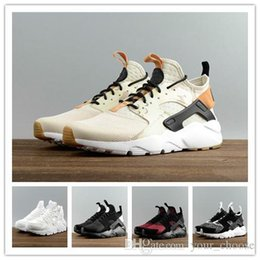 Newest fashioN boots online shopping - 2019 Newest Fashion Air Huarache Ultra breathable Running Shoes For Men Outdoor Airs Huaraches Shoes Athletic hurache Sport Shoes Sneakers