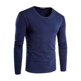 $enCountryForm.capitalKeyWord UK - Men's T-Shirts Cotton Elements 5XL O-Neck Vegan Casual Tops Solid Tshirt Male Long Sleeve Men T shirt Mens Clothing 2018