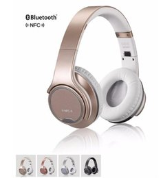 Chinese  SODO MH1 NFC 2in1 Twist-out Speaker Bluetooth Headphone With FM Radio  AUX TF Card MP3 Sports Magic Headband Wireless Headset 39-EM manufacturers