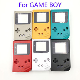 $enCountryForm.capitalKeyWord Canada - Full Housing Shell Replacement Repair Case Cover For GB Game Boy Gameboy Classic Console DHL FEDEX EMS FREE SHIPPING