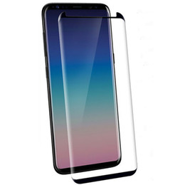 China Case Friendly 3D Curved Screen Protector Flim Full Surface Tempered Glass Cover For Samsung S9 S8 Plus S7 Edge S6 edge Plus suppliers
