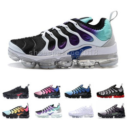 new style 14d6a f4dbc 2019 V TN Plus VM Air Sole Men Women Designer Running Shoes In Metallic  Newest Athletic Sport Sneakers Fashion Blood Outdoor Trainers