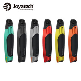 China 25W Joyetech Exceed Edge Starter Kit 650mAh with 2ml Pod & EX 1.2ohm MTL Coil Head E-cigarette Starter Kit suppliers