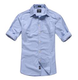 $enCountryForm.capitalKeyWord UK - Fashion Autumn Solid Color Dress Lapel Shirt Slim Fit Casual Long Sleeve Men Shirts 12 Colors