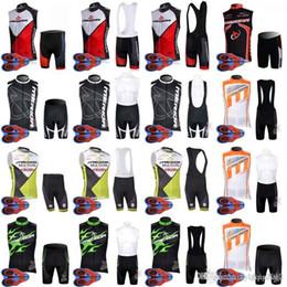 c711e6c6845 New Merida Cycling jersey Bike Sleeveless Shirt +9D gel pad bib shorts set mens  cycling Clothing Bicycle quick dry ropa ciclismo D1339
