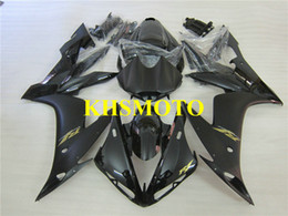 $enCountryForm.capitalKeyWord Australia - Injection mold Fairing kit for YAMAHA YZFR1 04 05 06 YZF R1 2004 2005 2006 YZF1000 Matte gloss black Fairings set+Gifts YD19