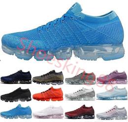 2018 New Vapormax Mens Running Shoes For Men Sneakers Women Fashion  Athletic Sport Shoe Hot Corss Hiking Jogging Walking e67538370