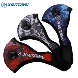 $enCountryForm.capitalKeyWord NZ - Wholesale- XINTOWN Anti-pollution City Cycling Face Mask Mouth-Muffle Dust Mask Bicycle Sports Protect Road Cycling Mask Cover Protective