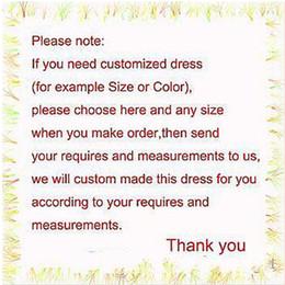 Vente en gros Robe de mariée faisant des commandes sur mesure, des couleurs personnalisées (veuillez nous contacter si vous avez besoin de bonnes couleurs personnalisées) bon pro