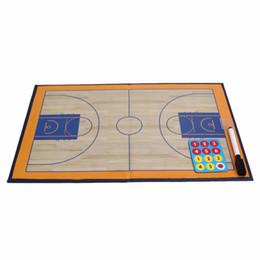 Pen Boards UK - Folding Magnetic Football Coaching Board Soccer Coach tactics book set with Pen Dry Erase Clipboard Teaching equimpment
