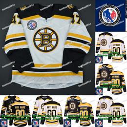 557a149ad Boston Bruins 2017 Hockey Hall of Fame David Pastrnak 37 Patrice Bergeron  33 Zdeno Chara 40 Tuukka Rask 47 Torey Krug Hockey Jerseys