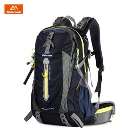 Bike rucksacks online shopping - High quality water resistant polyester material Maleroads L Outdoor Sports Backpack Hiking Camping Water Resistant Nylon Bike Rucksack Bag