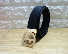 $enCountryForm.capitalKeyWord NZ - The best quality designer brand name fashion men business belt smooth button leather belt for men and women design 95-120cm free of transpor