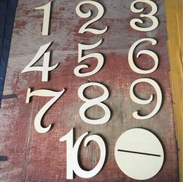 Number Decorations Online Shopping | Table Number