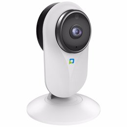 China Indoor IP Camera Baby Monitor 120 Degree Visibility Microphone Speaker Normal Night Vision Motion Detection Two way audio supplier two vision camera suppliers