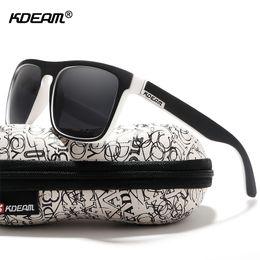 eb58c80c44f High Fashion Polarized Sunglasses Male UV-Block Mens Sunglasses Polaroid  lentes de sol mujer Driving Glasses With Hard Case