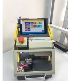Key cutting copy machine online shopping - DHL free SEC E9 key cutting machine Modern Car Key Making Machine Professional Key Copy Machine with CE Approved and Free Online Upgrade