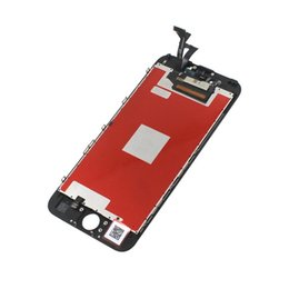 Iphone Screen Testing UK - 100% Test High Quality For iPhone 6SP LCD Display White Black Color Touch Screen Digitizer For iPhone 6sp lcd DHL Free Shipping