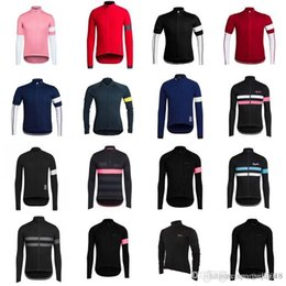$enCountryForm.capitalKeyWord NZ - RAPHA team Cycling long Sleeves jersey quick dry breathable long sleeve T shirt mens bicycle clothes tops D1015