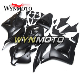 Honda F5 Canada - Matte Black Full Fairings For Honda CBR600RR F5 2009 - 2012 Year 09 10 11 12 Injection Body Kits Motorcycle Fairing Bodywork Carenes