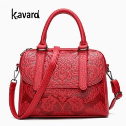 81dfd5c2c62e Designer High Quality Handbag Pu Bags Handbags Women Famous Brands Chinese  Style Shoulder Bag With Flower Small Tote For Girl