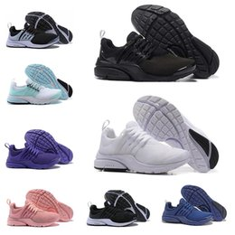 new product 2595e b5fce Nike Presto shoes Vente directe Presto Ultra Olympique BR QS Hommes  Chaussures De Course Tripel Noir Blanc Rose Jaune Rouge Mode Casual  entraîneur ...