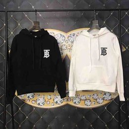 Sales Designer Clothes Canada - New Fashion Trend Couple Clothing Mens Hoodies Mens Hooded Sweater Mens Sports Coat Sale Casual Loose Letter Print Luxury brand designer