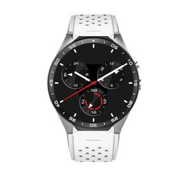 $enCountryForm.capitalKeyWord Australia - Hot  3G WIFI GPS Bluetooth Smart Watch Android 5.1 Pedometer Heart Rate Monitoring Device Anti-Lost 2.0MP Camera Smartwatch